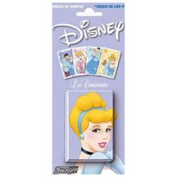 My first cards: Cinderella.