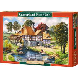 Water Mill Cottage, 2000 pcs.