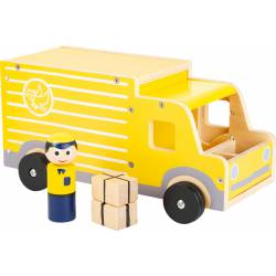Toy Parcel Lorry.