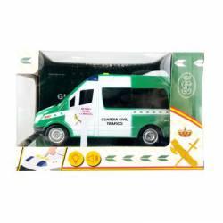 Guardia Civil car.
