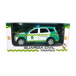 Coche Guardia Civil.