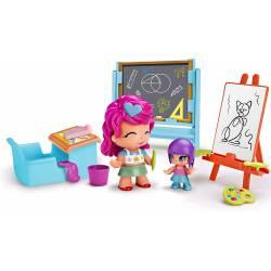 PinyPon: Classrooms. FAMOSA