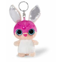 NICIdoss, Tofflemoffle rabbit, key chain.