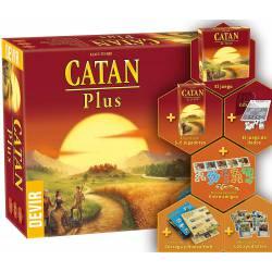 Catan Plus 2019.