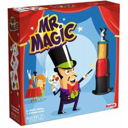 Mr. Magic.