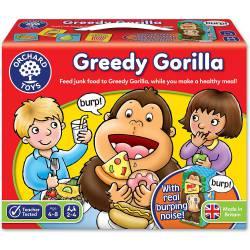 Greedy Gorilla.