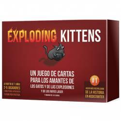 Exploding Kittens.