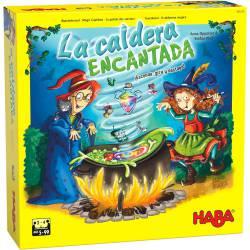 Magic Cauldron.