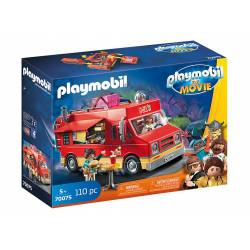 Playmobil The Movie. Food Truck Del.