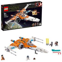 Poe Dameron's X-wing Fighter.