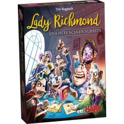 Lady Richmond. Una herencia en subasta.