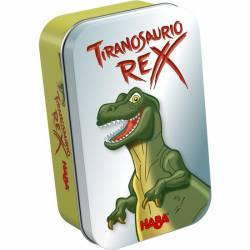 Tiranosaurio Rex.
