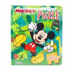 Paw Patrol: puzzle.