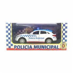 Coche Policia Nacional.