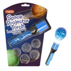 Space projector torch.