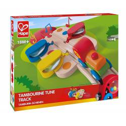 Tambourine tune track.
