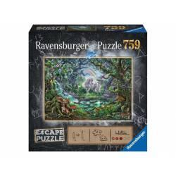 Escape puzzle: El dragón.
