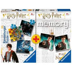 Harry Potter: Puzzle and Memo.