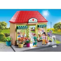 My flower shop.