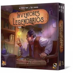 Inventores legendarios.