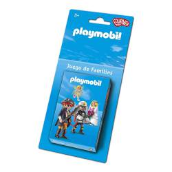 My first cards: Playmobil.