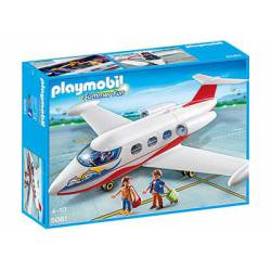 Holiday plane. PLAYMOBIL 6081