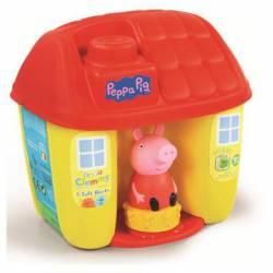 Activity cube Peppa Pig.