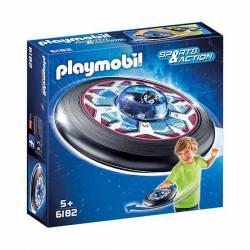 Celestial flying disk with Alien. PLAYMOBIL 6182