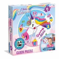 Clock puzzle. 96 pcs.