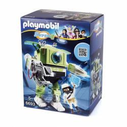 Cleano robot. PLAYMOBIL 6693