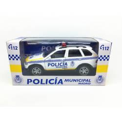 Coche Policia Municipal.