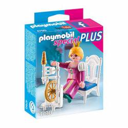 Princess with Weaving Wheel. PLAYMOBIL 4790