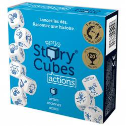 Story Cubes Voyages.