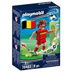Football player, Spain.