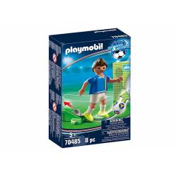 Football player, England.