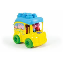 Activity cube bus Peppa Pig.