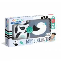 Baby blocks Black and white.