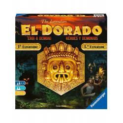 El Dorado. Héroes y Demonios.