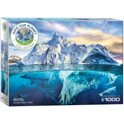 Save the planet! The Earth. 1000 pcs.