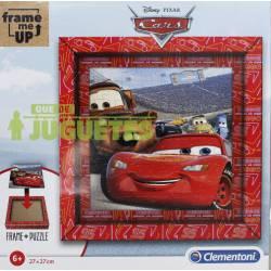 Disney cars. Frame me up.