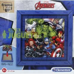 Marvel Avengers. Frame me up.