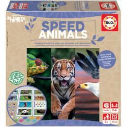 Speed animals.