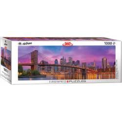 Brooklyn bridge. 1000 pcs.