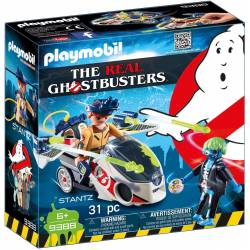 Ghostbusters: Stantz.