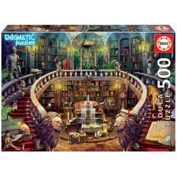 """Antic Attic """"Enigmatic Puzzle"""". 500 pcs."""