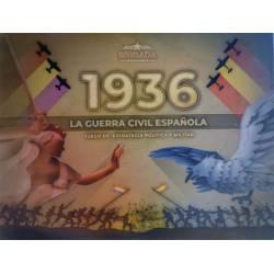 Brigada 1936: Spanish Civil War.
