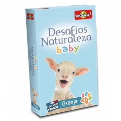 Nature challenge baby: farm.