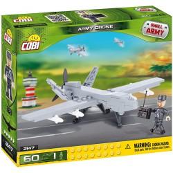 Army drone.