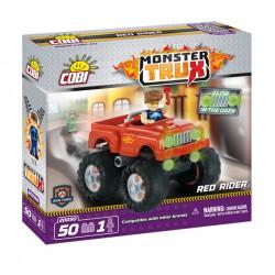 Monster trux red rider.