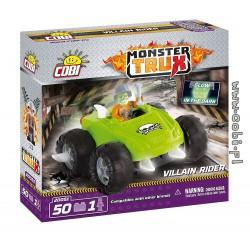 Monster trux villain rider.